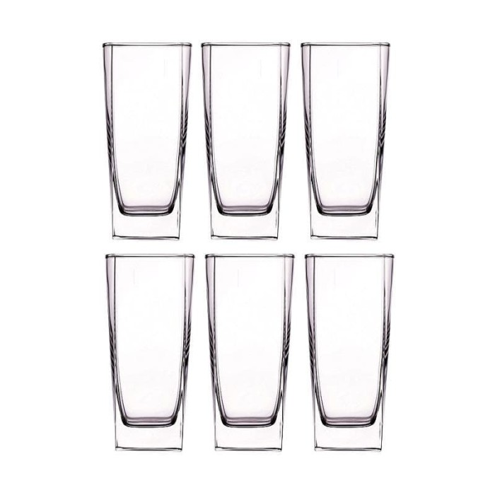 Luminarc Sterling HB Tumbler Glass [330 mL/6 pcs]