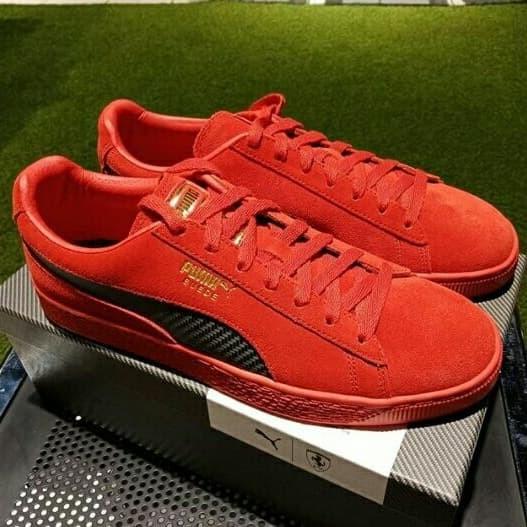 best cheap 9de51 8bcf6 Jual Puma Suede Ferrari 50 - Kota Pekanbaru - My Shoes Pku | Tokopedia