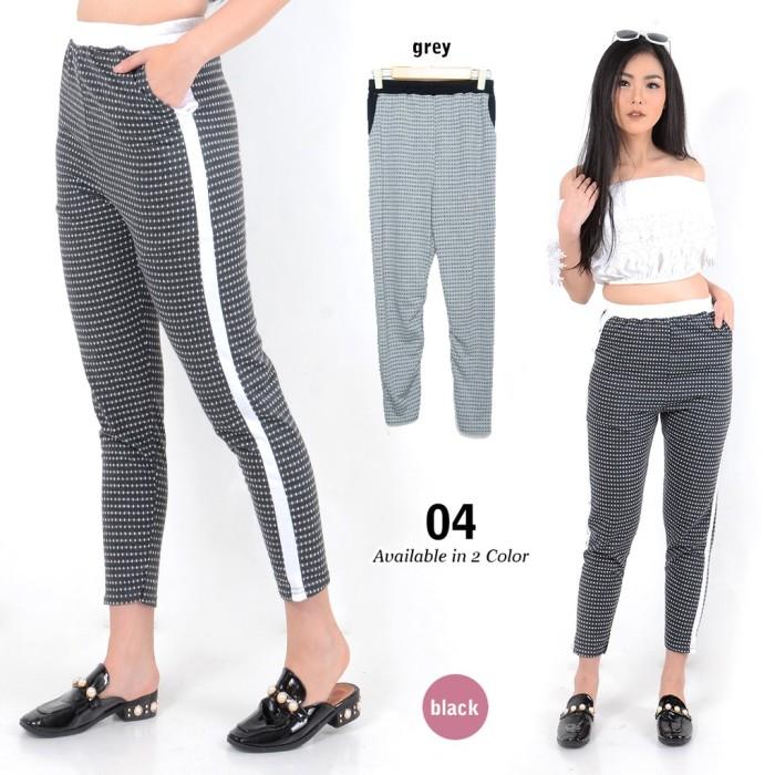 Jual Celana Panjang Legging Murah Wanita Cewek Kekinian Twist Kelly 04 Kota Bandung Mfthd Tokopedia