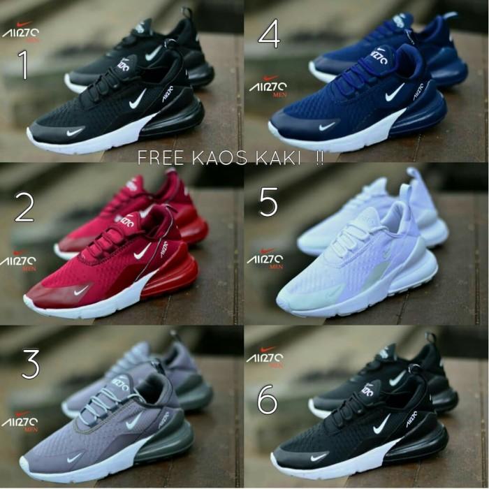 Sepatu Import Pria Casual Sneakers Running Nike Air 70