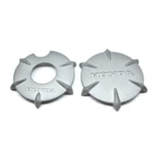 Foto Produk Cover Engine Set Silver CB150 Verza & Verza 150 (08F80K18SLV) dari Honda Cengkareng