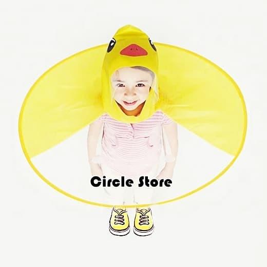 harga Topi payung jas hujan / raincoat umbrella hat Tokopedia.com