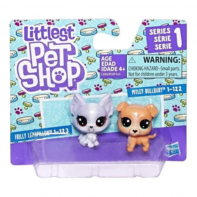 Jual Hasbro Littlest Pet Shop Series 1 Papillon Pitbull Mini Pack Original Kota Tangerang Selatan Lovamile Tokopedia