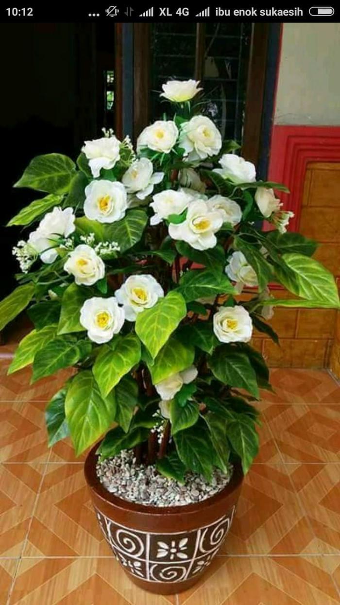 Jual Pohon Bunga Plastik Kota Bogor Fatih Bunga Plastik Tokopedia