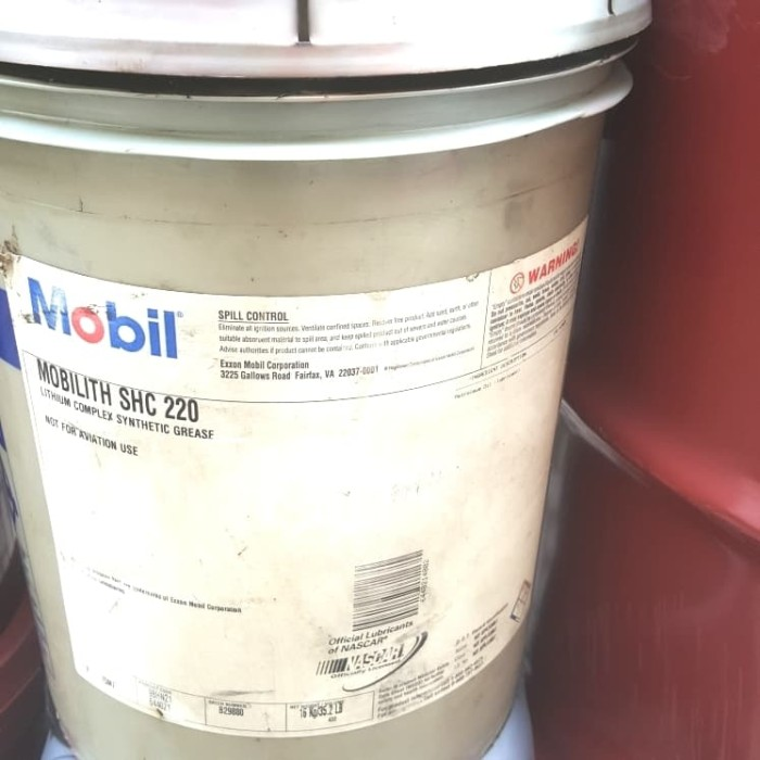 Jual Mobilith SHC 220 Lithium Complex Grease pail - Kota Surabaya - grosir  pelumas surabaya | Tokopedia