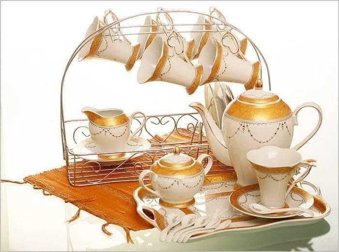Foto Produk Coffe Set Tea Set Vicenza C59 dari TOKO ERWIN TANJUNG