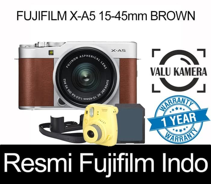 Jual Fuji Xa5 Cek Harga Di Pricearea Com