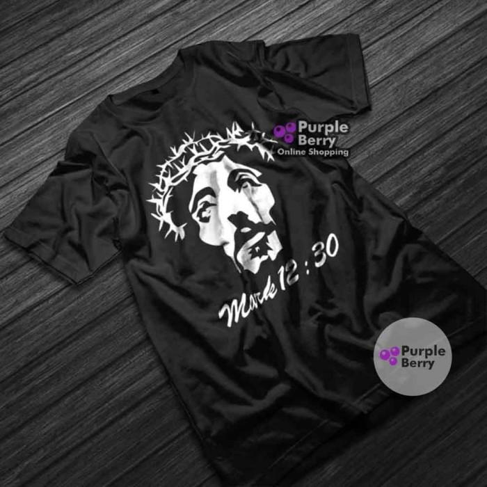 Jual Kaos Rohani Kristen Tuhan Yesus Kristus Siluet Baju Distro Cross 822 Hitam S Kab Bojonegoro Purple Berry Tokopedia