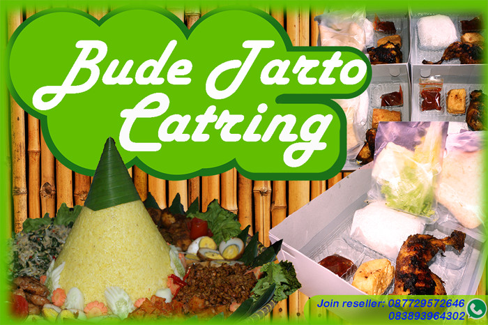 Jual Catering Makanan Kab Bogor Bude Tarto Catering Tokopedia