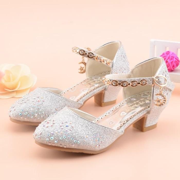 Jual Sepatu Pesta Sepatu Heels Sepatu Anak Sepatu Fashion 0012