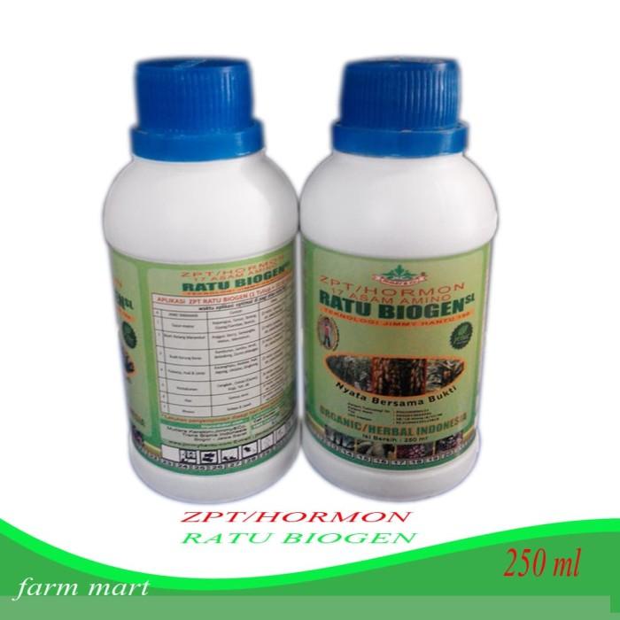 Pupuk Daun Lengkap / Hormon / ZPT Ratu Biogen 250 ml