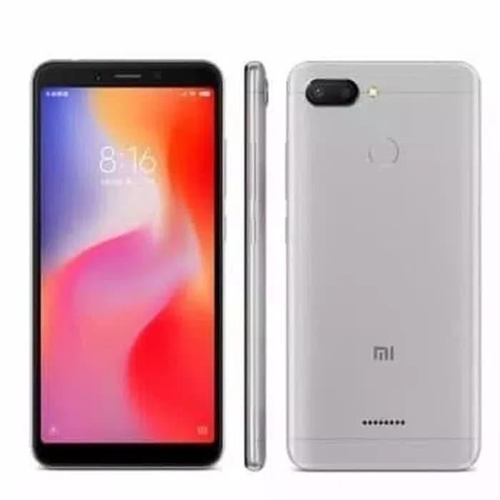 Jual Hp Xiaomi Redmi 6a Prime Xiaomi Mi 6 A Ram 3 32gb Grey