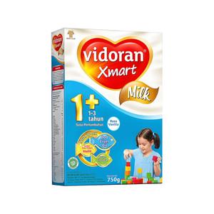 Foto Produk Vidoran Xmart 1+ Vanila 750gr dari Toko Susu Si Kembar