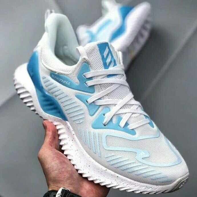 2f64012272432 Jual Sepatu Adidas Alphabounce Beyond  extra butter  Premium ...