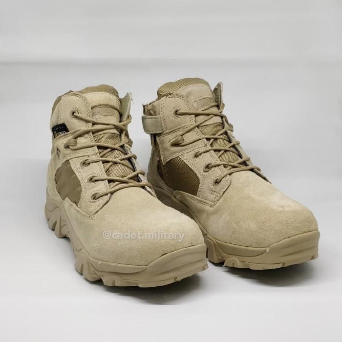Jual Sepatu (Pria) Delta PDL Δ Gurun 6 inci - kimkims shop  31a0987cf7