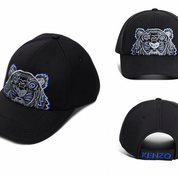 686497fa306 Jual Kenzo Neoprene Tiger Cap Black - DKI Jakarta - The Pink Label ...