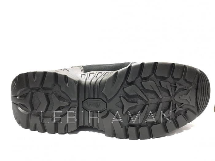 Sepatu Delta 8 Cordura Gunung Import Label USA Tactical Warna Hitam 606486d861