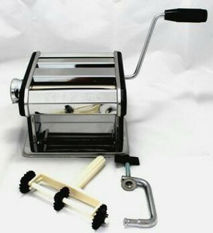 Jual Oxone Penggiling Mie Atau Pasta Noodle Machine Ox 355 At Silver