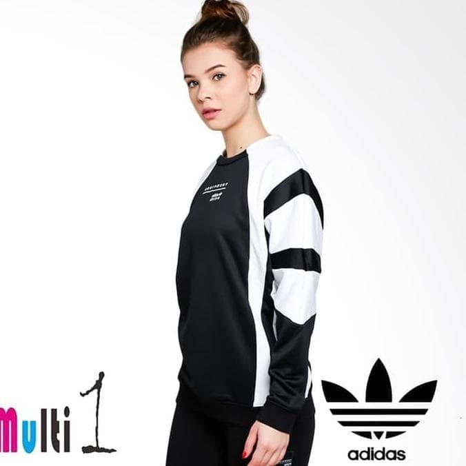 14ed3767f230 Jual Adidas Women Originals Eqt Og Sweatshirt Cv7778 - Kota Medan - Harlim  Shop   Tokopedia