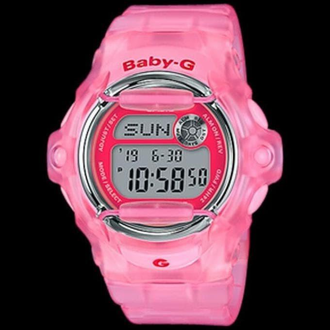Jam Tangan Wanita   Cewek Casio Baby G Baby-G Bga 169R Bg - 169R-4 Ori 8867a52326