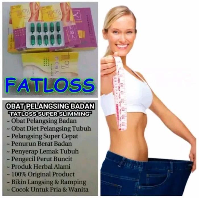 Jual Kesehatan Obat Pelangsing Diet Cepat Ampuh Turunkan Berat Badan Fatl Jakarta Pusat Bima Husada Tokopedia