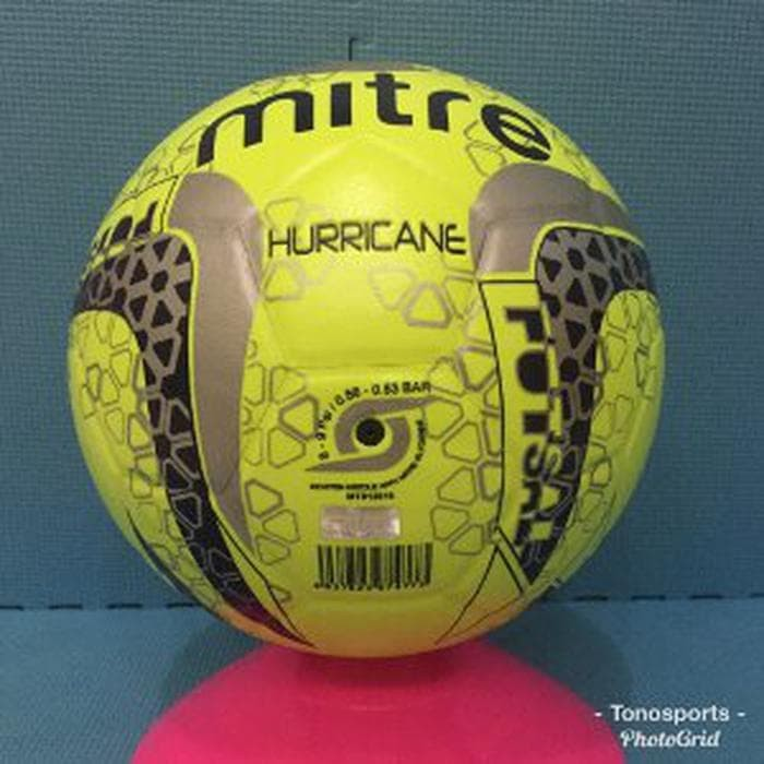 Bola Futsal Mitre Cosmic Hurricane Original top sport 9e06775c8da94