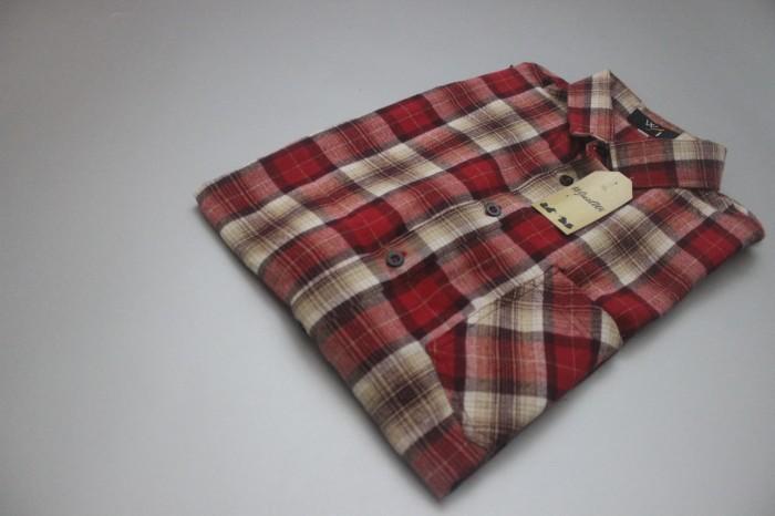 Kemeja Flannel / Flanel / Plaid Shirt