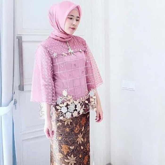 Jual Kebaya Muslim Modern Kota Medan Lucianta Store Tokopedia