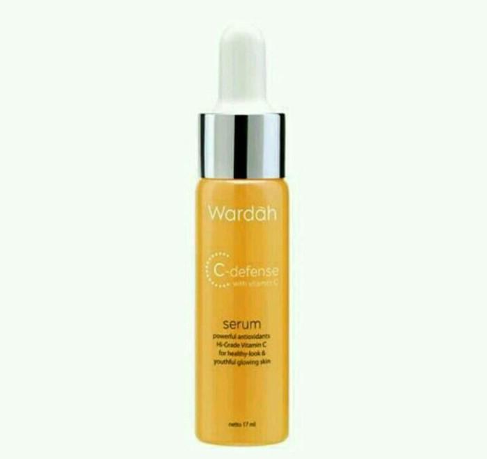 Katalog Wardah Serum Vitamin C Travelbon.com