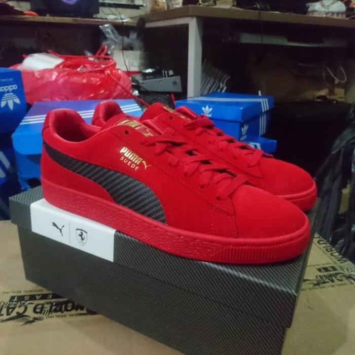quality design a8b52 d0fb9 Jual Puma SF Suede 50 - DKI Jakarta - V.D. | Tokopedia