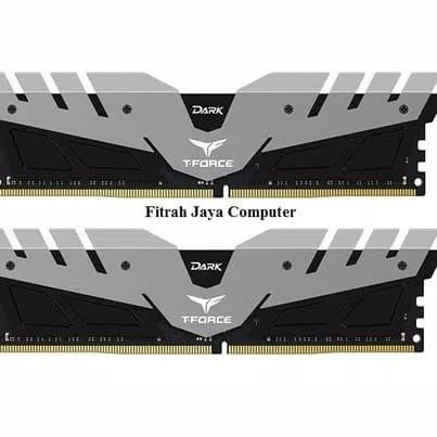 Ram Team DDR4 T-Force / TForce Dark Gray 3000MHZ PC24000 8GB (2X4GB)
