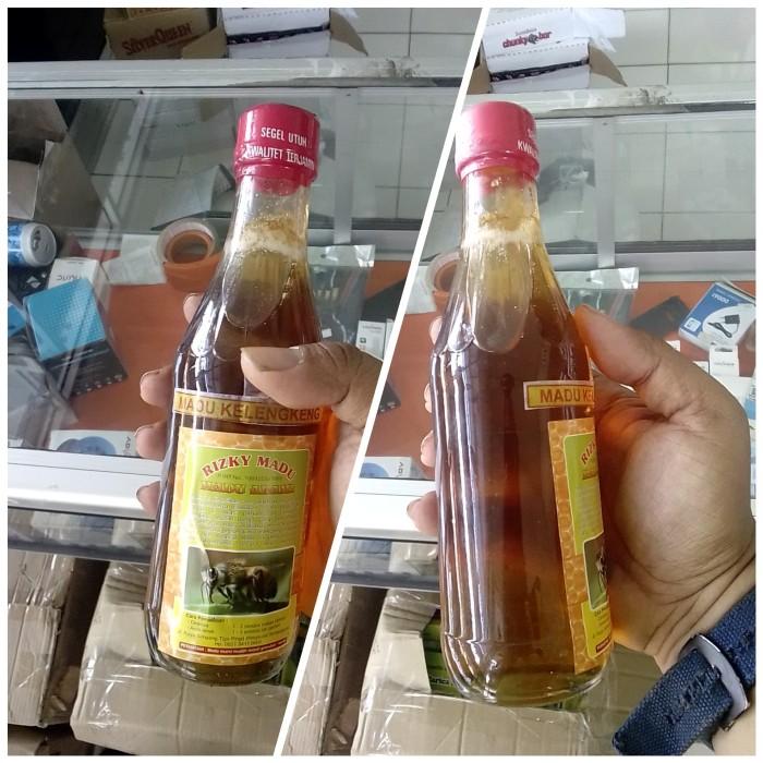 harga Madu kelengkeng pringsurat harga dua botol dari peternak lebah Tokopedia.com