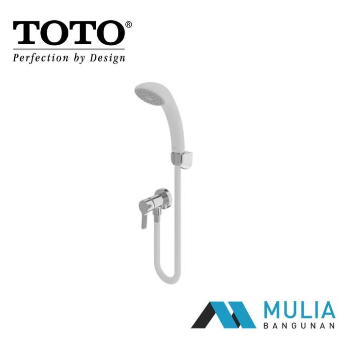 harga Kran shower toto tx402sp / hand shower with stop kran toto tx402sp Tokopedia.com
