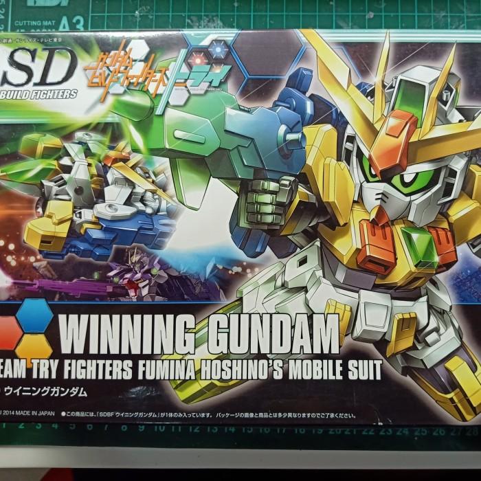 Jual SDBF Winning Gundam (BIB) - Kota Surakarta - Robby's Garage Sale |  Tokopedia