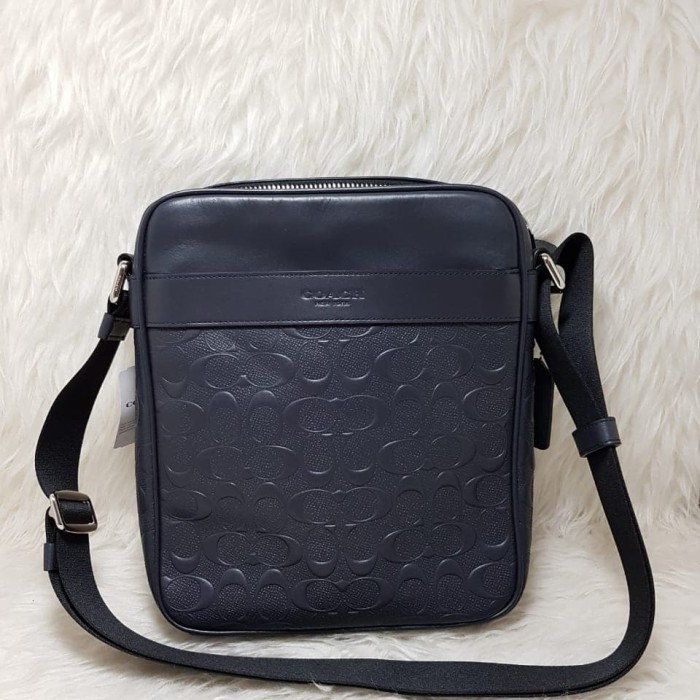 Jual coach men messenger bag - Behappy Original  34b1be58a6