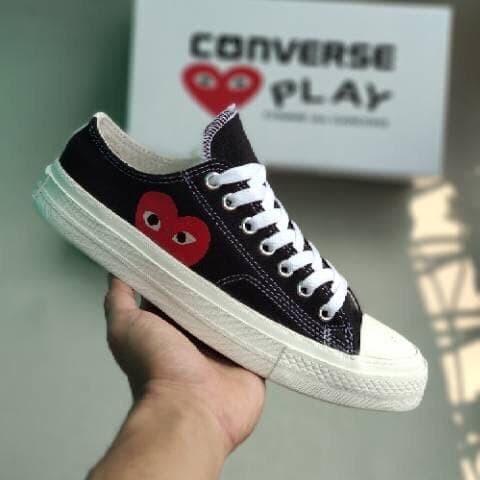 Jual Sepatu Converse Play Cewek Ready 2 Warna MuMerRrRr - SMcip2318 ... c59c70f654