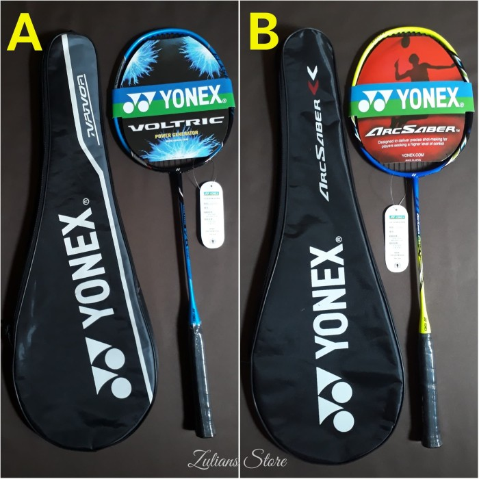 Raket Yonex Impor Bulutangkis / Badminton Standar Internasional