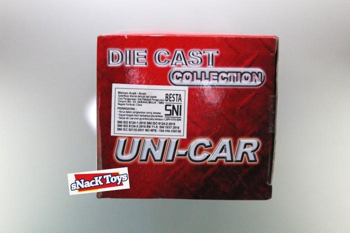Die Cast   Uni-Car - Bentley Continental GT V8 (Hitam)