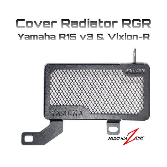 harga Cover radiator rgr yamaha r15 v3 vixion r - tutup pelindung vva Tokopedia.com
