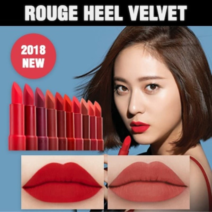 CLIO Professional ROUGE HEEL VELVET # 007 BIRD KISS