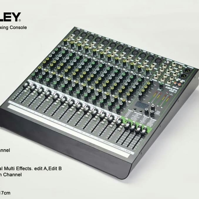 harga Audio mixer ashley king12 12ch Tokopedia.com