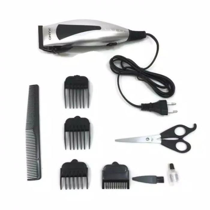 alat cukur rambut ONYK 4607 komplit