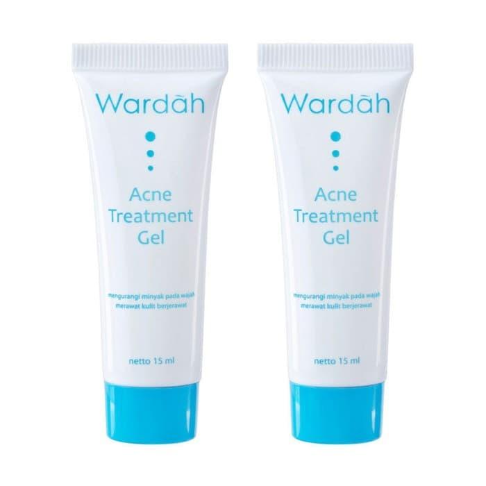 Katalog Wardah Acne Treatment Gel Travelbon.com