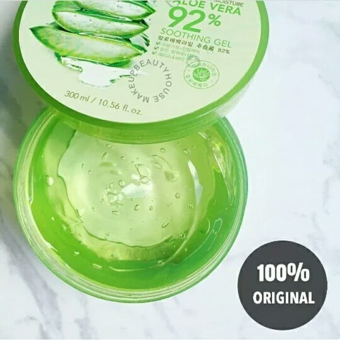 Nature republic aloe vera original product