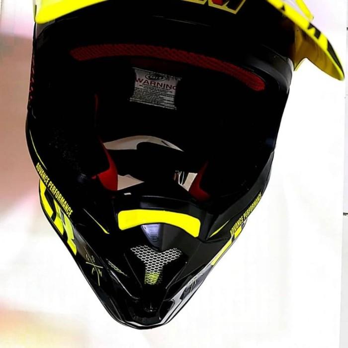 Helm GM Super Cross