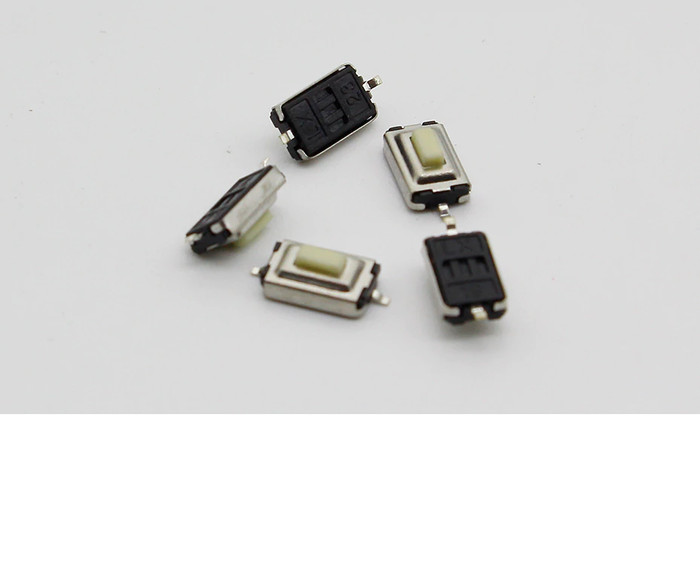 Foto Produk 3*6*2.5mm Micro 2-Pin SMD Tactile Push dari Toko Aisyah24
