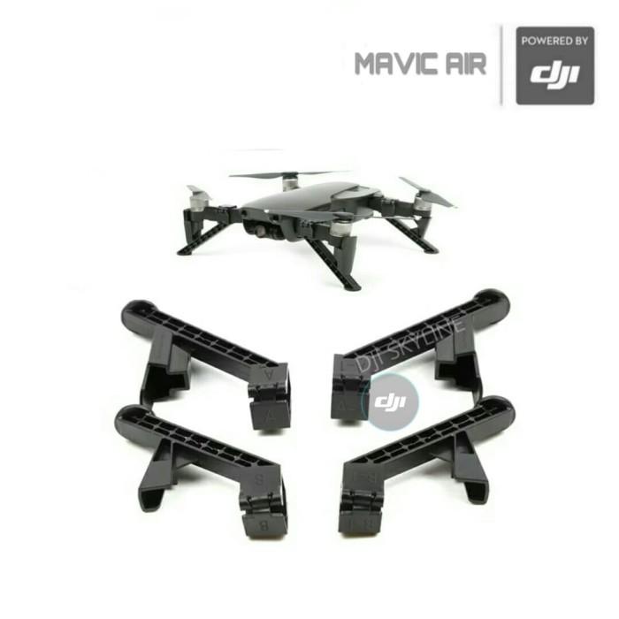 DJI Mavic Pro Platinum Landing Gear Height Extender Kit Riser Set Stabilizers