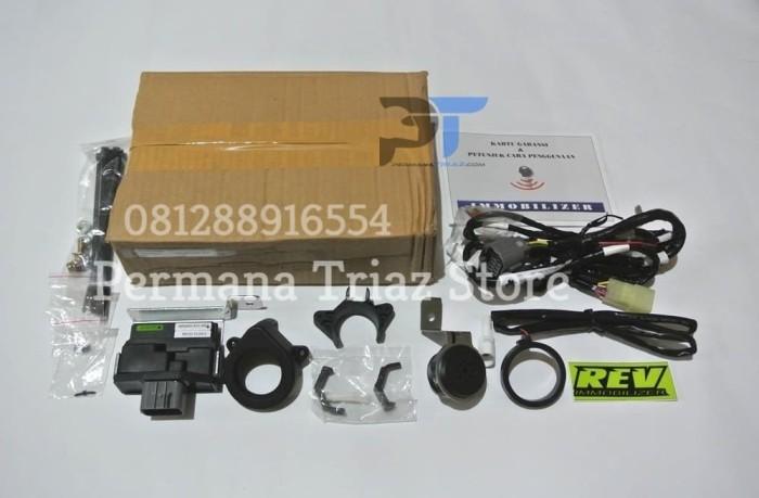 Foto Produk Alarm Yamaha R25 / MT25 (REV Immobilizer Yamaha R25 / MT25) dari permanatriaz