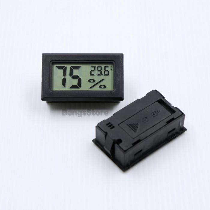 Foto Produk Mini Hygrometer Thermometer dari BengsStore