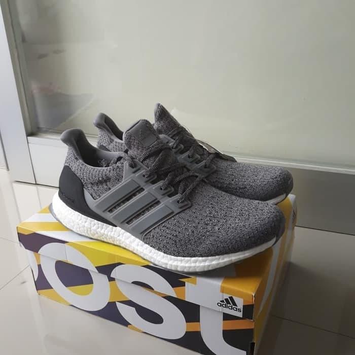 Jual Sepatu Adidas Ultraboost 3.0 3D Heel Cap